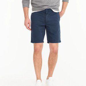 J.Crew Navy Men's Gramercy Shorts